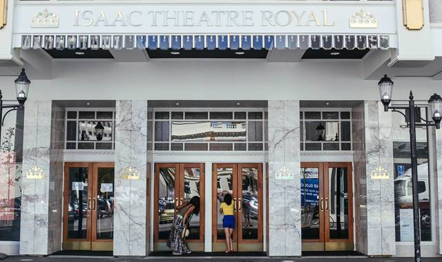 Isaac Theatre Royal