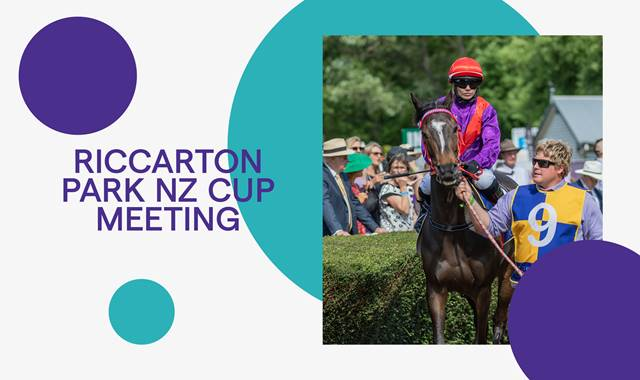 Riccarton Park NZ Cup Meeting