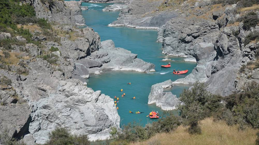 South Canterbury River Swimming