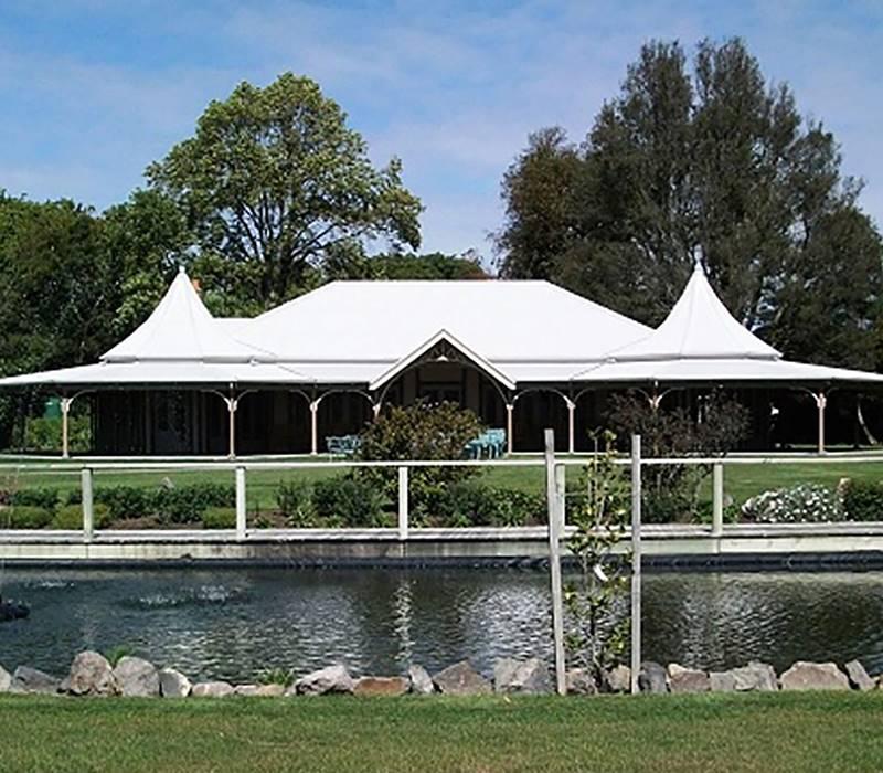Riccarton Park Function Centre Grounds