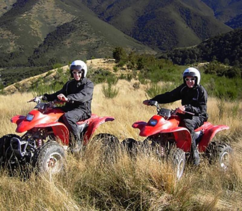 Hanmer Adventure Quad Bikes