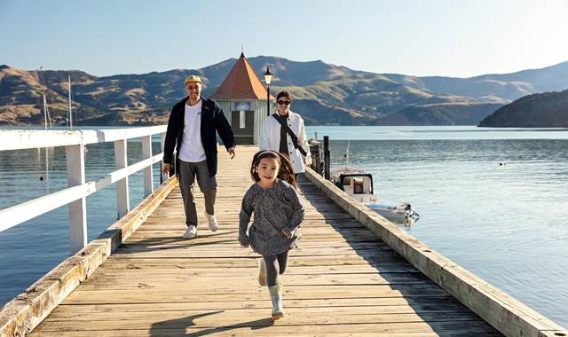 Akaroa Family Holiday
