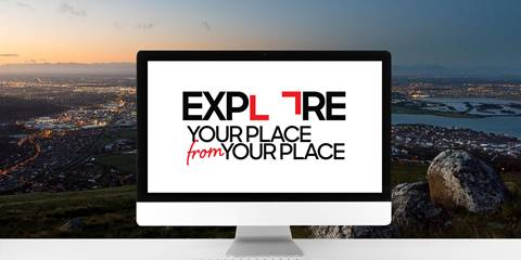 Explore Your Place From Your Place