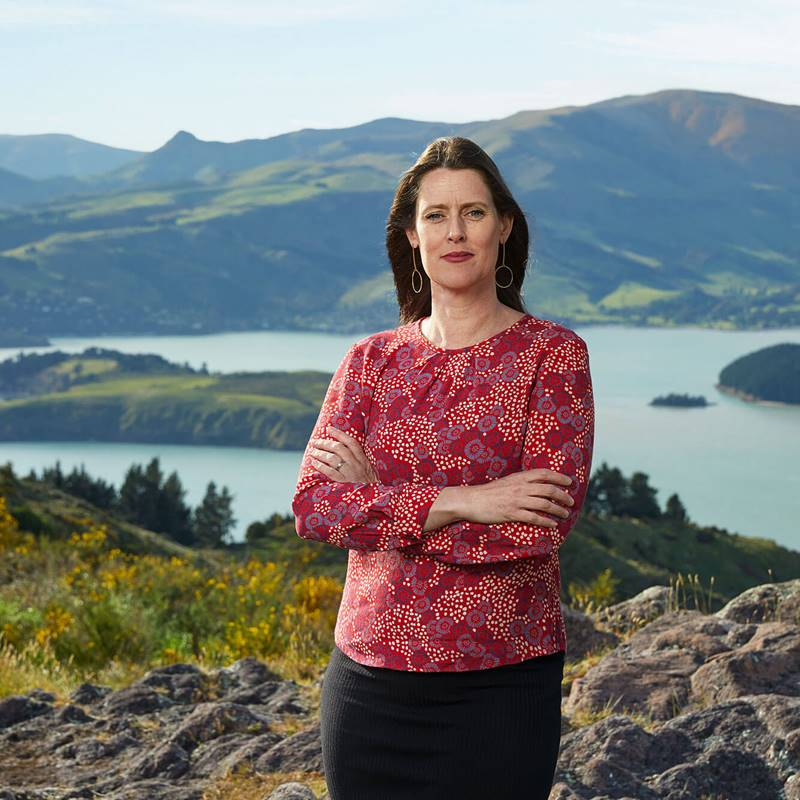 Joanna ChristchurchNZ's Chief Executive
