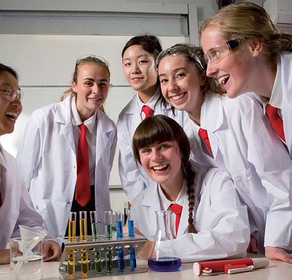 Christchurch Girls High School Chem