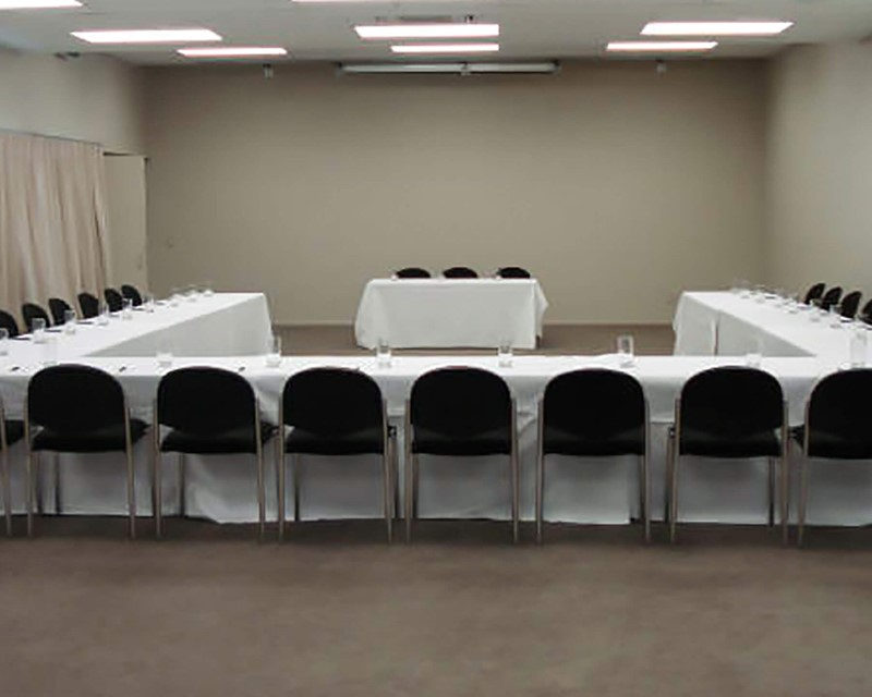 Peppers Bluewater Resort Conference Room U Shape