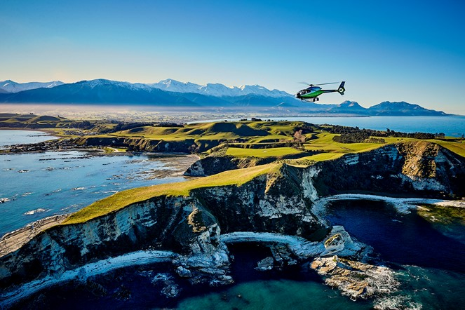Epic views of Kaikoura and its unique landscape