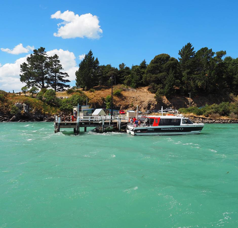 Lyttelton Ferry Diamond Harbour