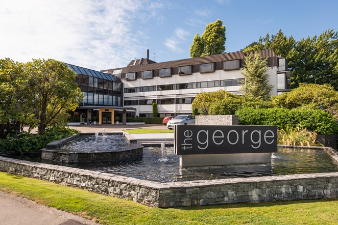 The George, Christchurch