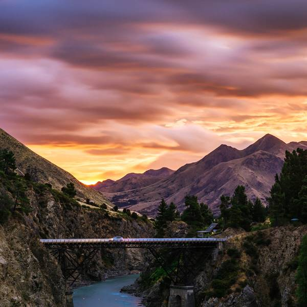 Ferry Bridge Hanmer Springs