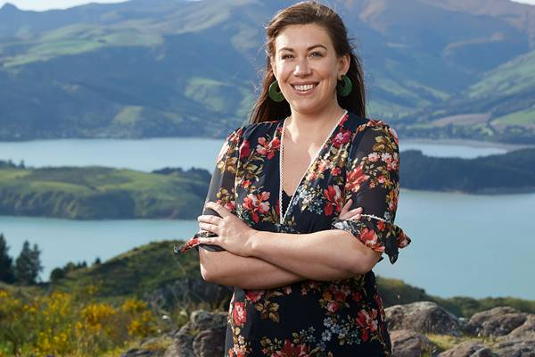 Loren Heaphy ChristchurchNZ's General Manager of Destination and Attraction
