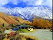 Surrounded by spectacular alpine scenery, Glentanner Park is located just 18 km from Mt Cook village.