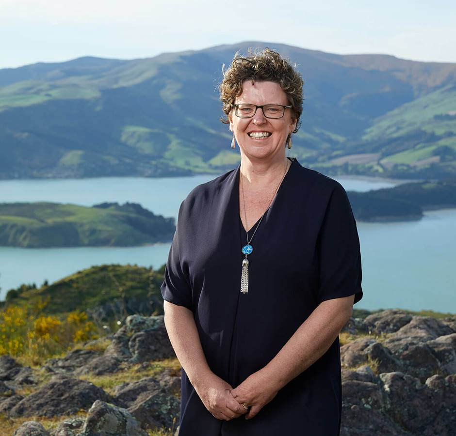Anna Elphick ChristchurchNZ's General Manager of Strategy, Insights and Policy