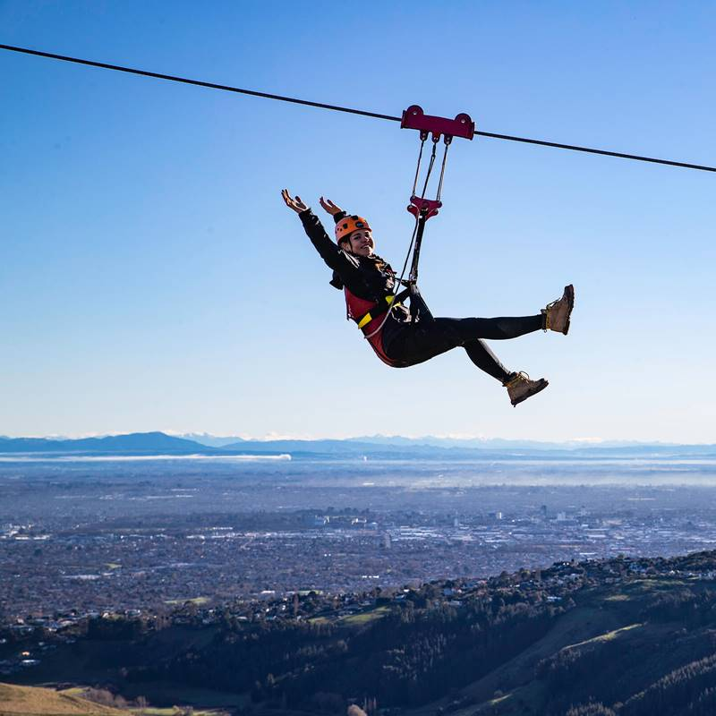 Zip lines, Coffee or High Country Walks