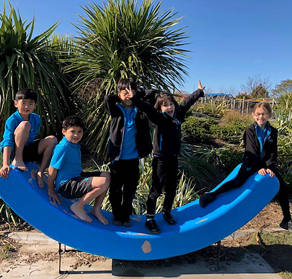 Waitakari Playground