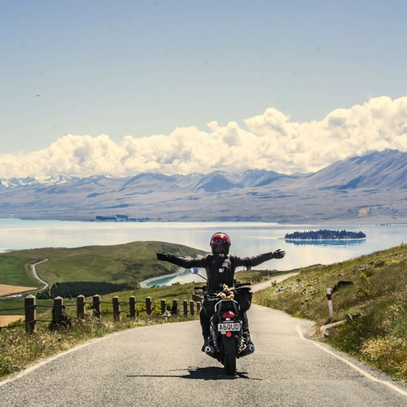 South Pacific Motorcycle Tours - Rentals and Tours - Christchurch, New Zealand
