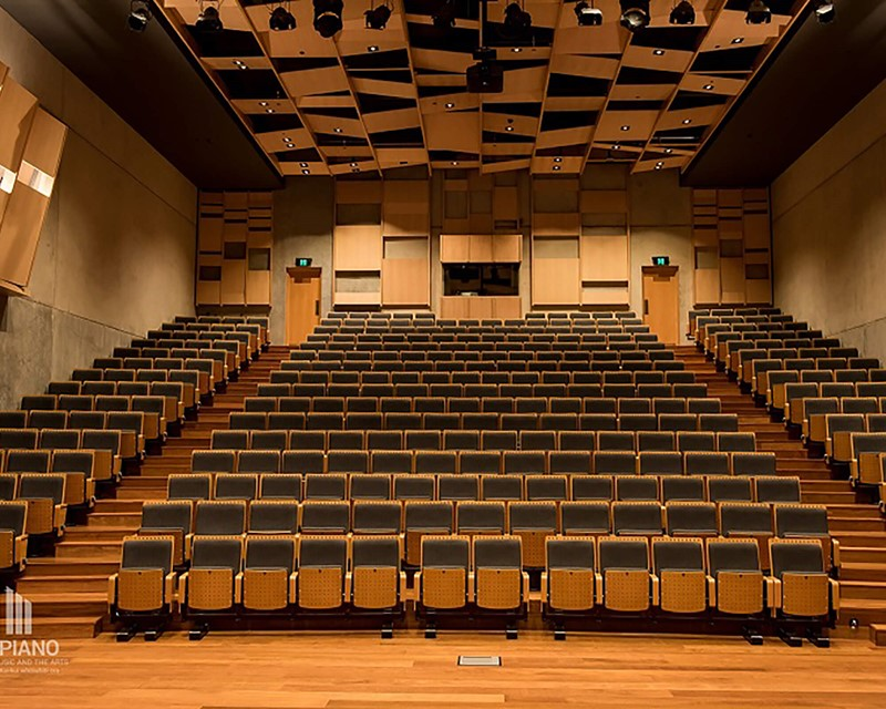 The Piano Concert Hall Seating