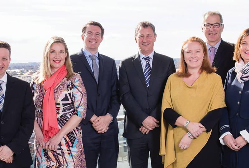 Convention Bureau News Executive Team Announcement