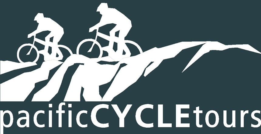 Logo: Pacific Cycle Tours