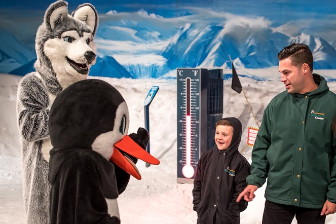 International Antarctic Centre, Christchurch