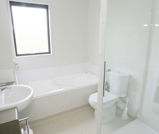 Bella Vista Ashburton - Spa Bath Ensuite