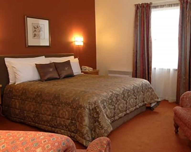Heritage Hanmer Springs Superior Room