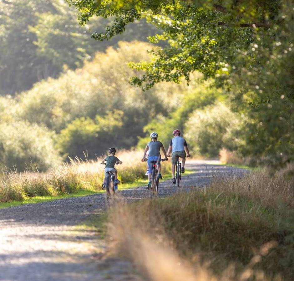 Waimakariri Family Cycling
