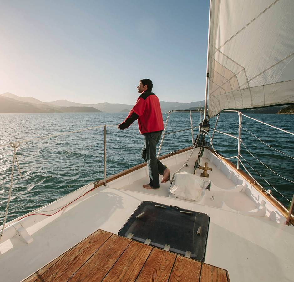 Akaroa Harbour Sailing